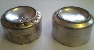 Изготовление газовой горелки