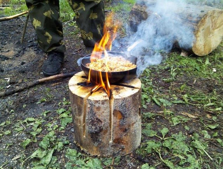 Индейская свеча изготовление