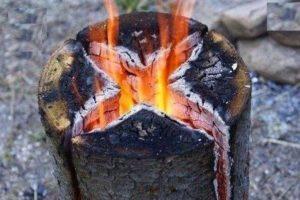 Индейская свеча