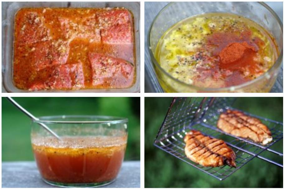 Рецепт для мариновки рыбы