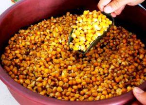 Пьяная кукуруза
