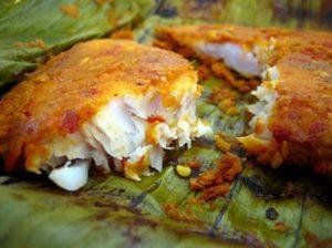 Сочная рыба с аппетитной корочкой