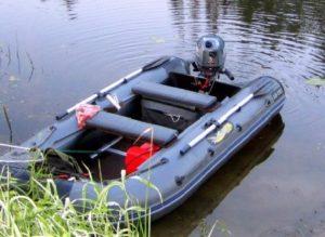 Якорь для лодки